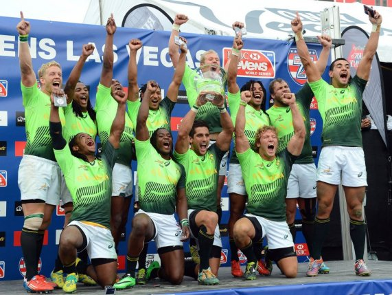 USA Sevens 2014 Cup Winners South Africa