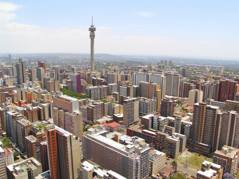 JOHANNESBURG CITY HALF DAY TOUR