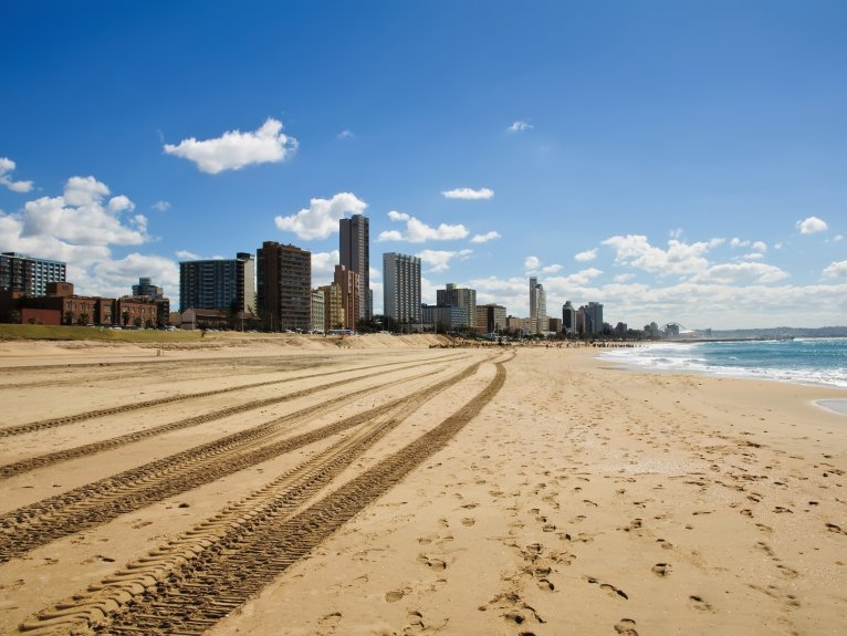 DURBAN CITY HALF DAY TOUR 11 JULY