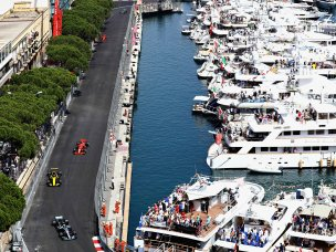 Monaco Grand Prix 2021 Race Ticket