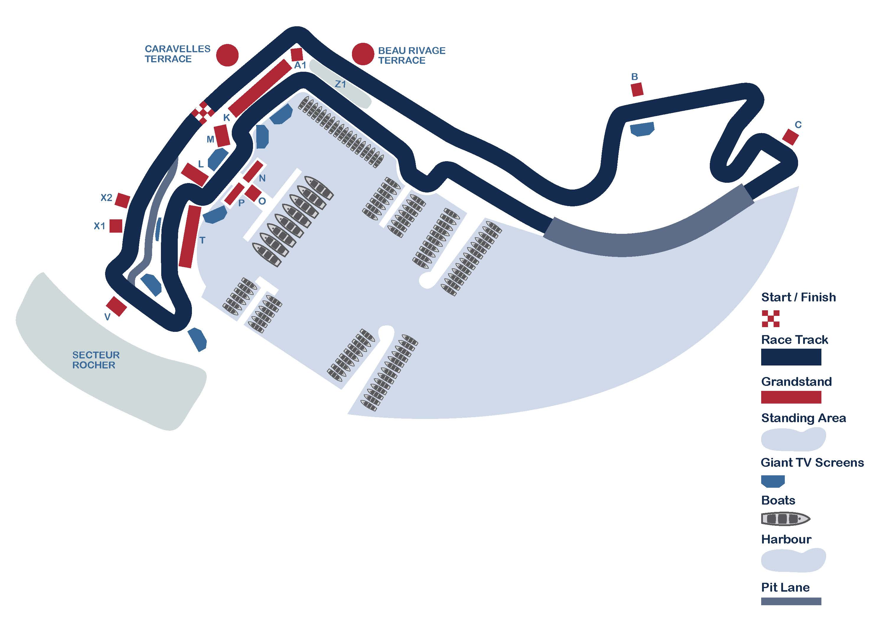 Monaco Grand Prix Tickets And Hotel Package