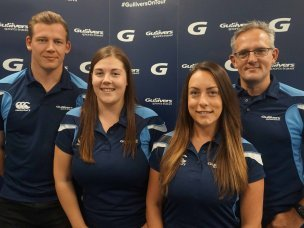 The Gullivers Team