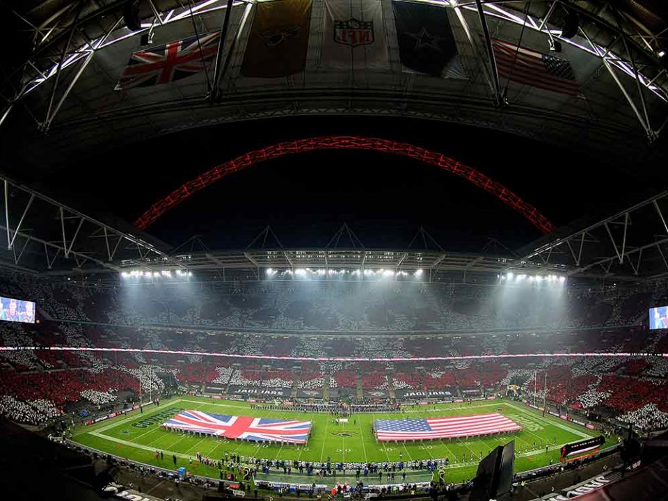 nfl american football packages  wembley stadium london gullivers sports travel