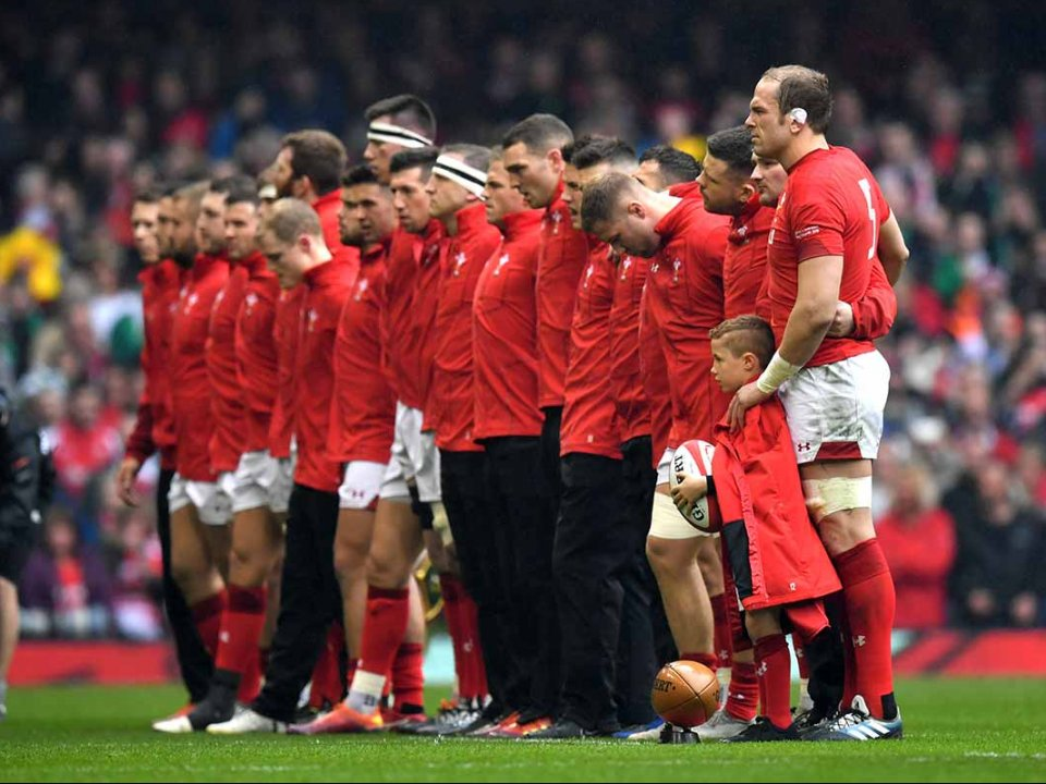 Wales Rugby Autumn Internationals 2021