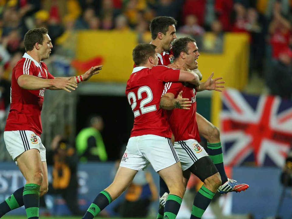 Lions Tour To New Zealand Dates