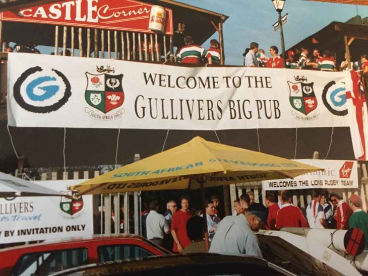 Gullivers on tour