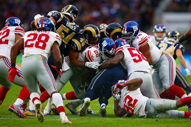 Giants v Rams