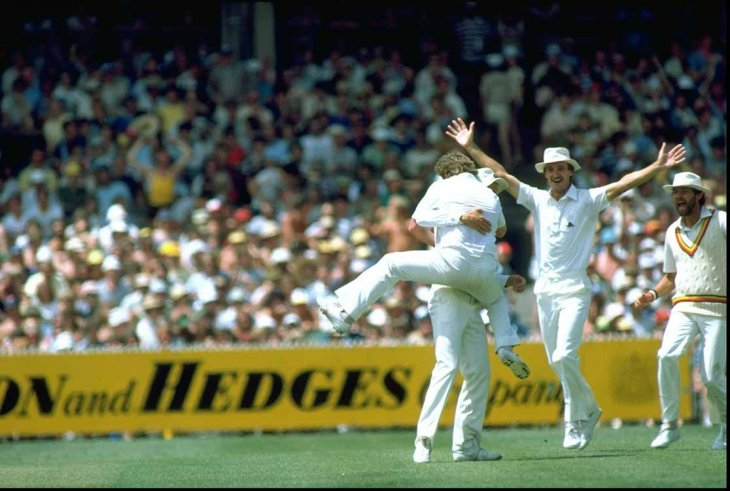 Memories of the Ashes Down Under