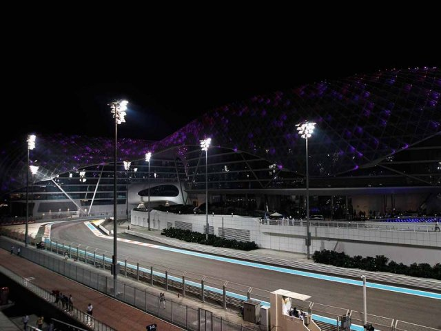 Abu Dhabi Grand Prix ticket or hospitality
