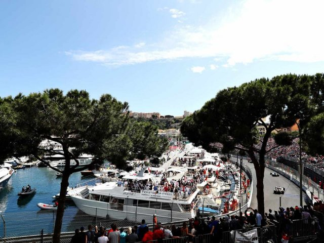 Monaco Grand Prix 2020 4 Night Tour Package
