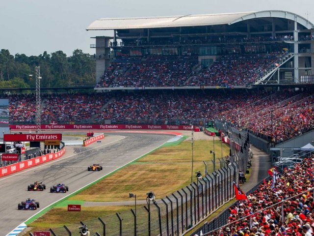 German Grand Prix 2019 hotel and ticket packages