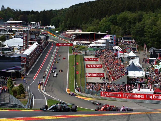 Belgian Grand Prix 3 Night Tour 2019