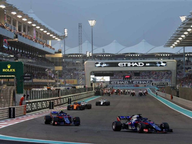 Abu Dhabi Grand Prix - 4 Night Hotel Package – Dubai 2019