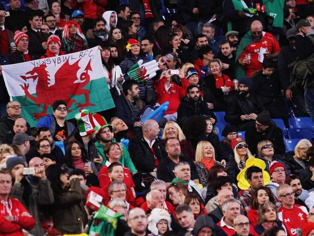 Watch Wales v France at the Principality Stadium, Cardiff in the RBS Six Nations 2020