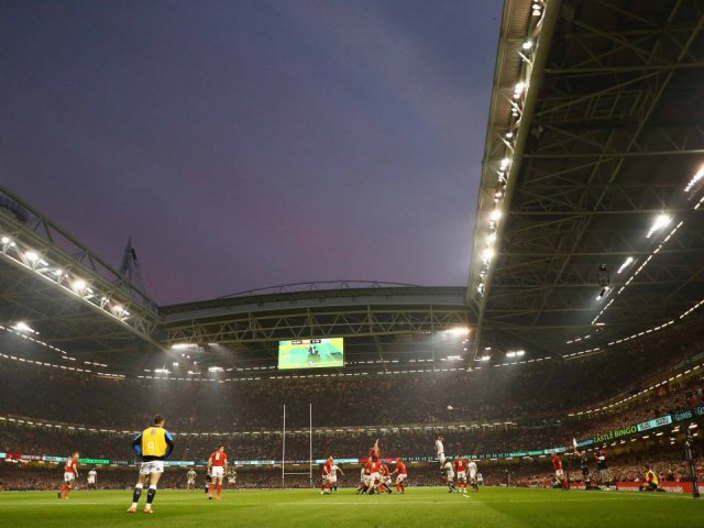 1 Night Hotel & Ticket Package – Wales v South Africa
