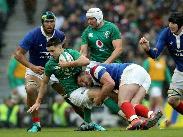France v Ireland Six Nations 2020