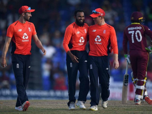 Follow England through the ICC Men's T20 World Cup