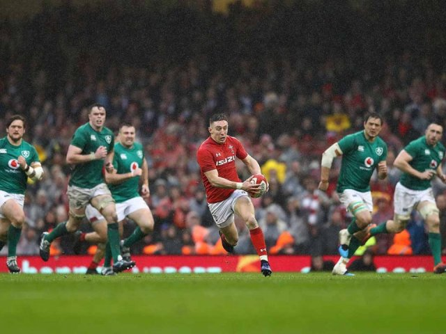 Ireland v Wales Six Nations 2020
