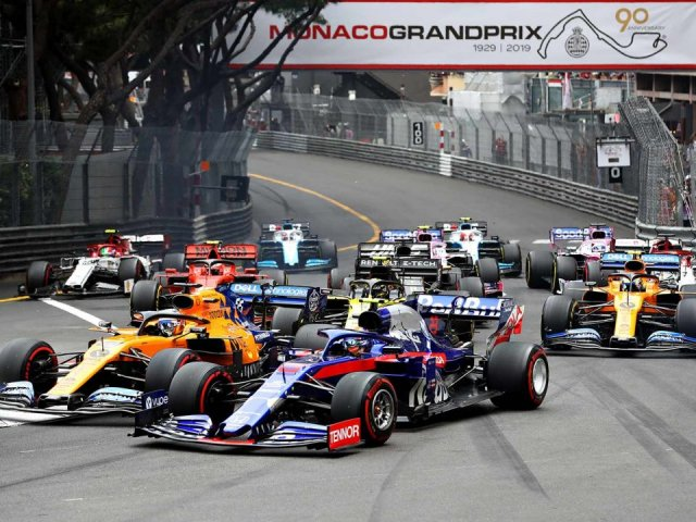 Monaco Grand Prix 2021 3 Night Tour Package