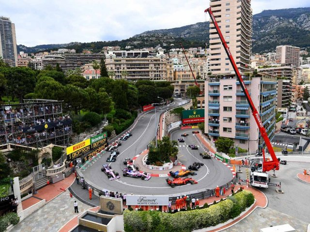 Monaco Grand Prix 2020 3 Night Tour Package