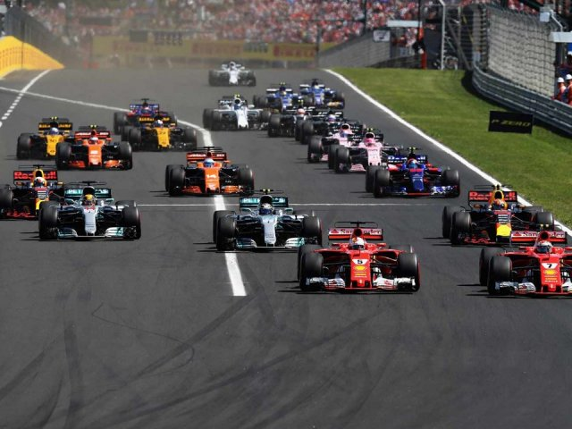 Watch the Hungarian Grand Prix 2019 with our Hotel and Ticket package for F1 fans
