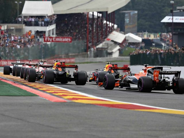 Belgian Grand Prix 3 Night Hotel Package 2019