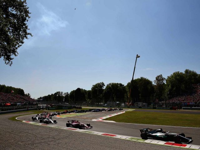 Italian Grand Prix 3 Night travel pacakges