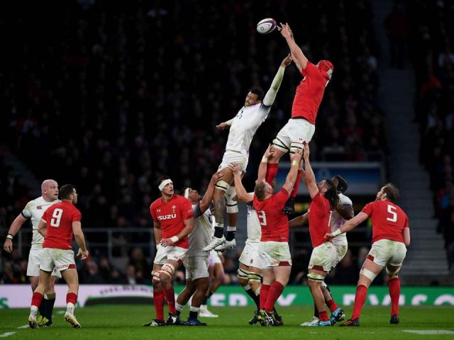 England v Wales rugby