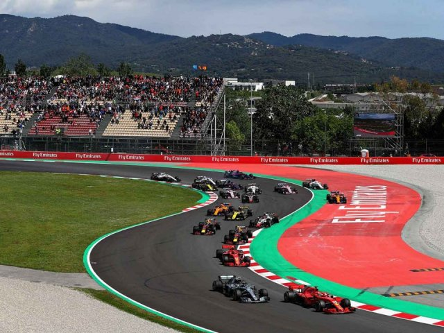 Travel and hotel packages for F1 fans to the Spanish Grand Prix