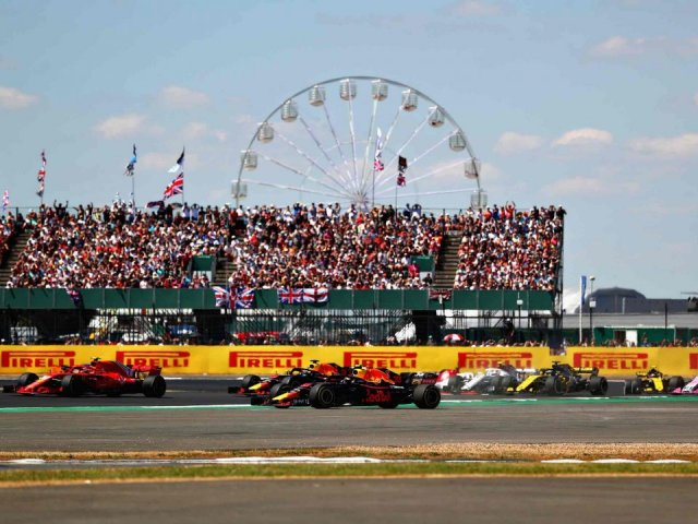 British Grand Prix Hospitality package