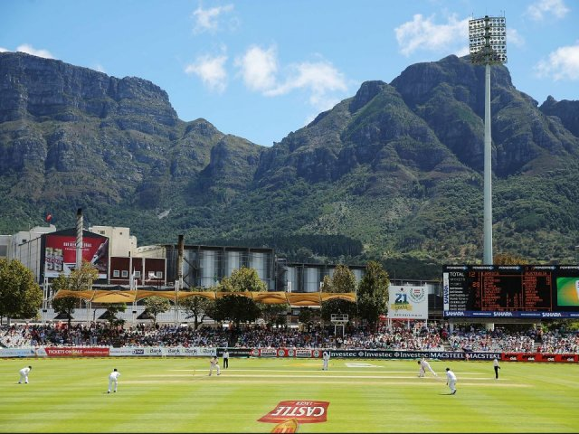 England Cricket Tour to South Africa 2019/2020- Second Test Tour A