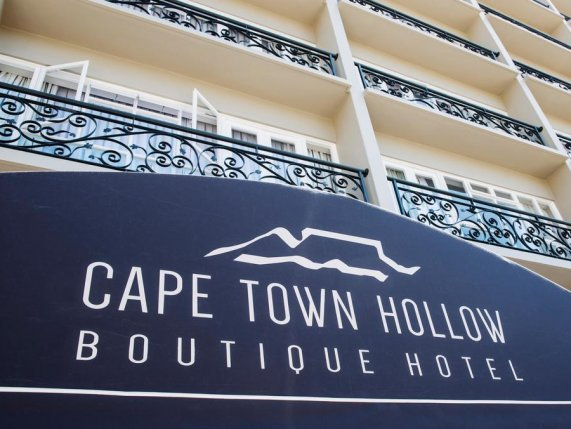 Hotel Cape Town Hollow Boutique Hotel