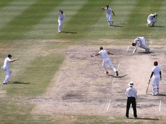 England Cricket in the West Indies