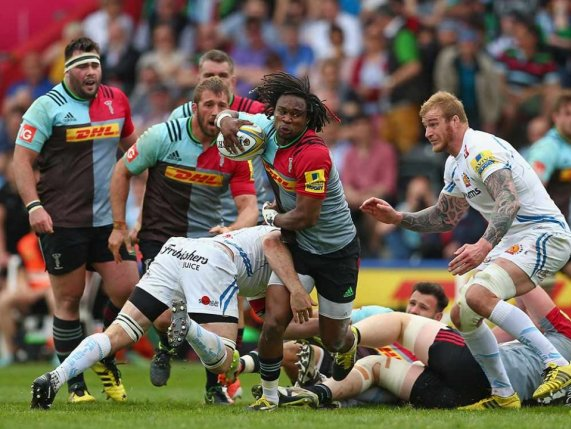 Harlequins Rugby - European Challenge Cup 2016/17 | Gullivers Sports