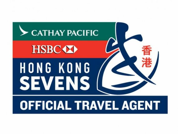 Hong Kong 7s Official Travel Agent Logo
