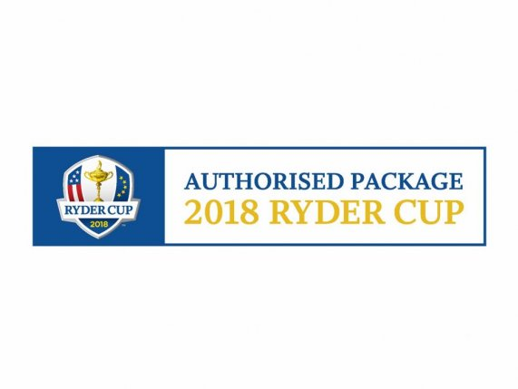Authorised package 2018 Ryder Cup