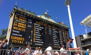 Ashes 2017 – Adelaide, 2nd Test