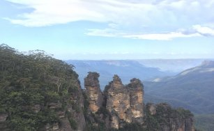 Ashes – Blue Mountains NSW