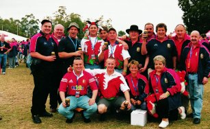 British & Irish Lions Tour - Australia 2001
