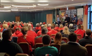 Ireland V Wales 2020 Clubhouse Event