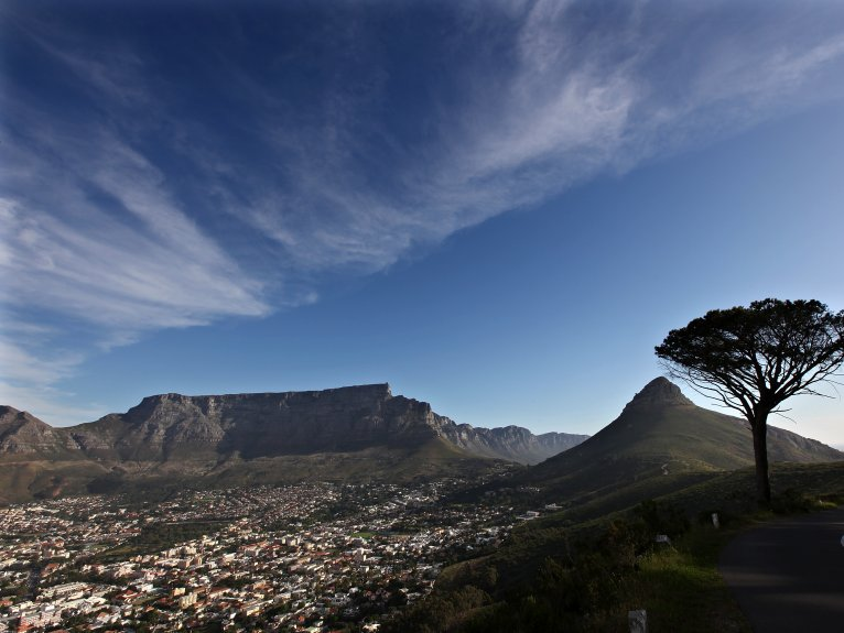 TABLE MOUNTAIN AND CITY HALF DAY TOUR 2 AUGUST