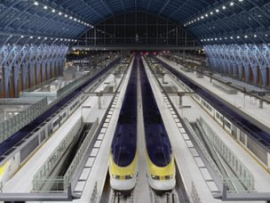 Return Eurostar travel