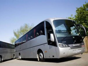 Escorted coach transfer