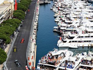 Monaco Grand Prix 2019 Race Ticket