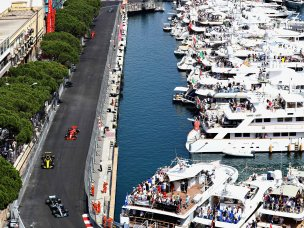 Monaco Grand Prix 2020 Race Ticket